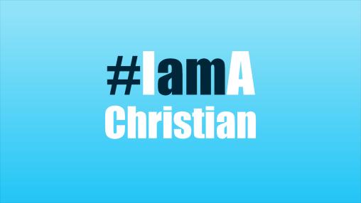 #iamachristian